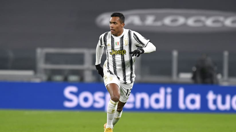 Alex Sandro: «We know what our goal is»