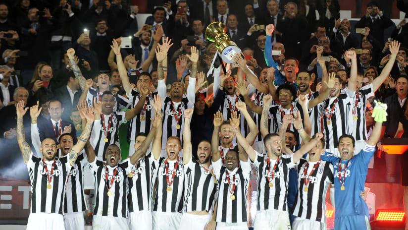 Finale Coppa Italia | Juventus - Milan 2017/18