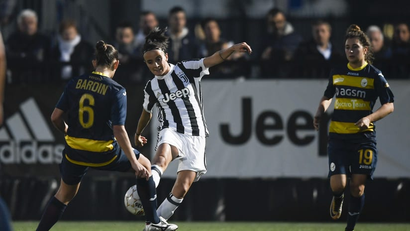 Women | Serie A - Matchweek 4 | Juventus - AGSM Verona