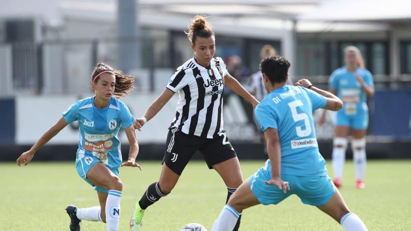 Women | Highlights Serie A | Juventus - Napoli