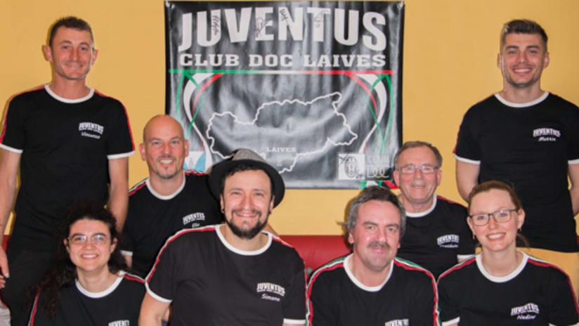 Official Fan Club Laives - Leifers