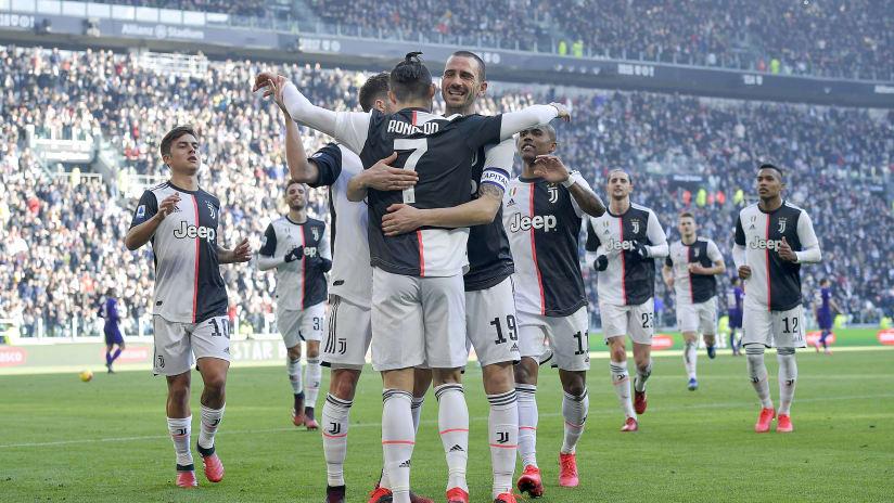 Serie A | Matchweek 22 | Juventus - Fiorentina