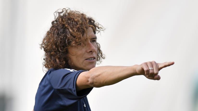 Women | Rita Guarino previews the fixtures at San Siro