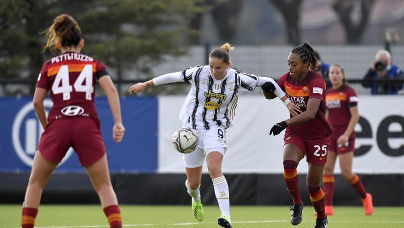 Women | Serie A - Matchweek 21 | Roma - Juventus