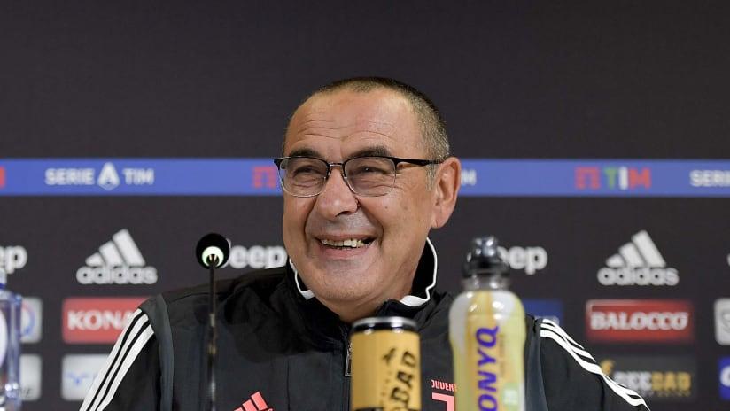 Press conference | The eve of Juventus - Hellas Verona