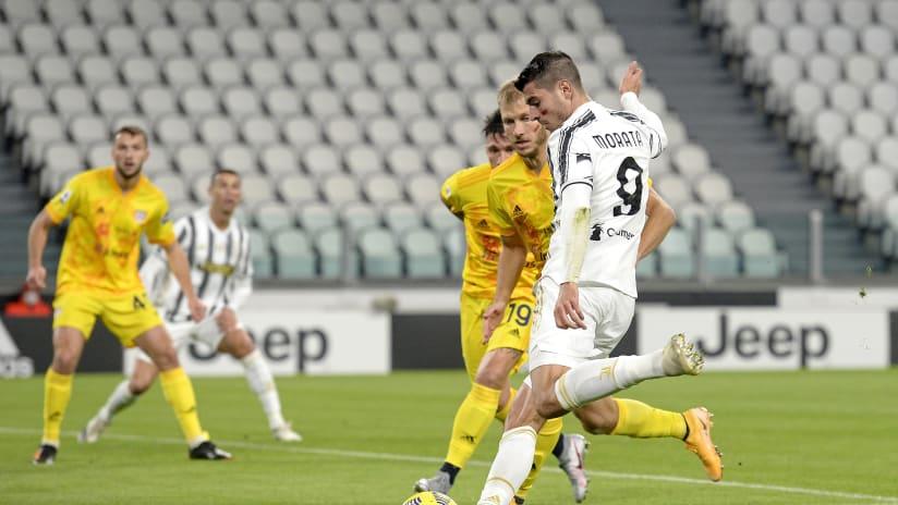 Pitchside view | Matchweek 8 | Juventus - Cagliari