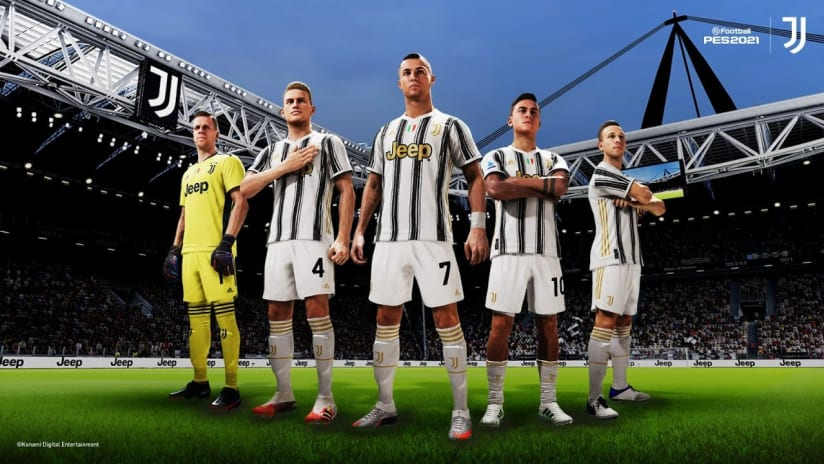 PES 2021 is now available!