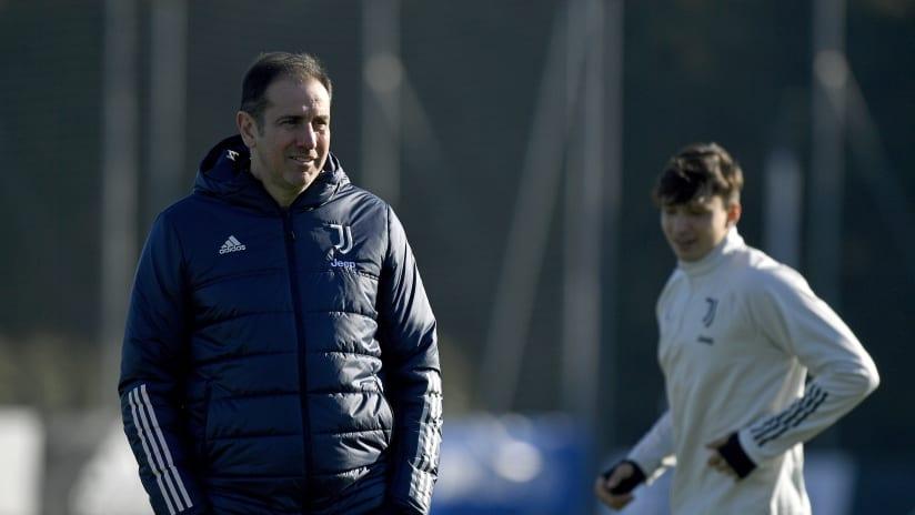 U23 | Mister Zauli presenta Juve-Piacenza