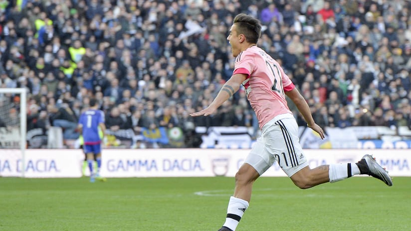 Udinese - Juventus   A perfect match: the 0-4 of 2016