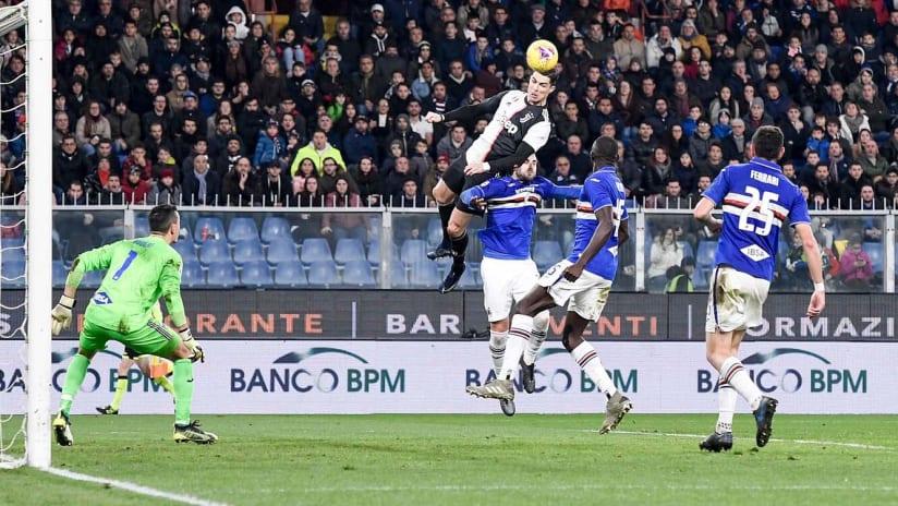 Classic Match Serie A | Sampdoria - Juventus 1-2 19/20
