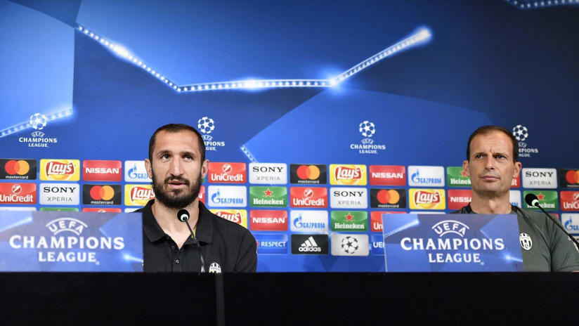 Press conference | The eve of Juventus - Real Madrid