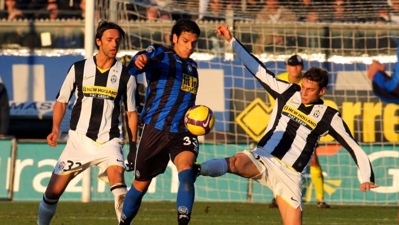 Atalanta - Juventus | Tre gol e tanto spettacolo: la vittoria del 2008