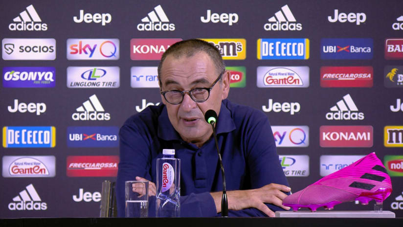 Press conference | Post Juventus - SPAL