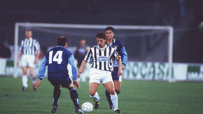 Roberto Baggio: skills & goals