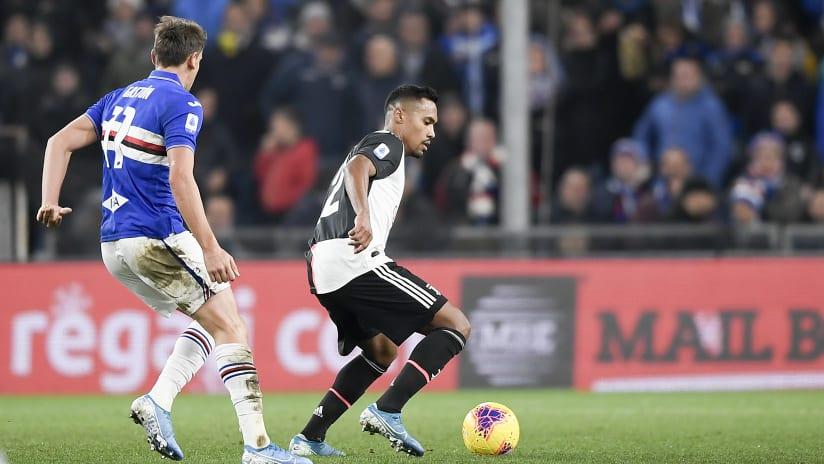 Alex Sandro: skills 2019/20