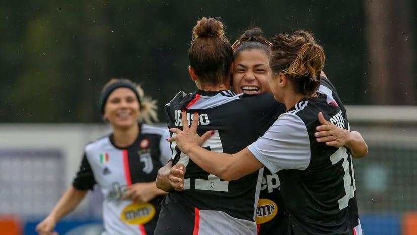 Women | Serie A - Giornata 7 | Roma - Juventus