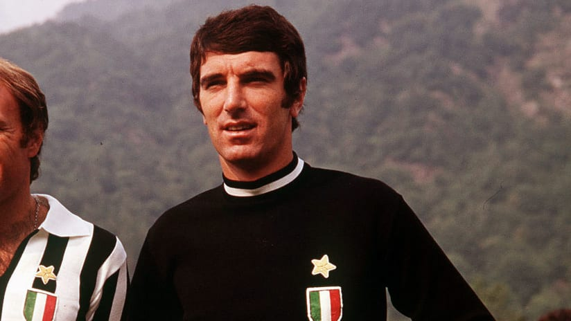 Dino Zoff, number one