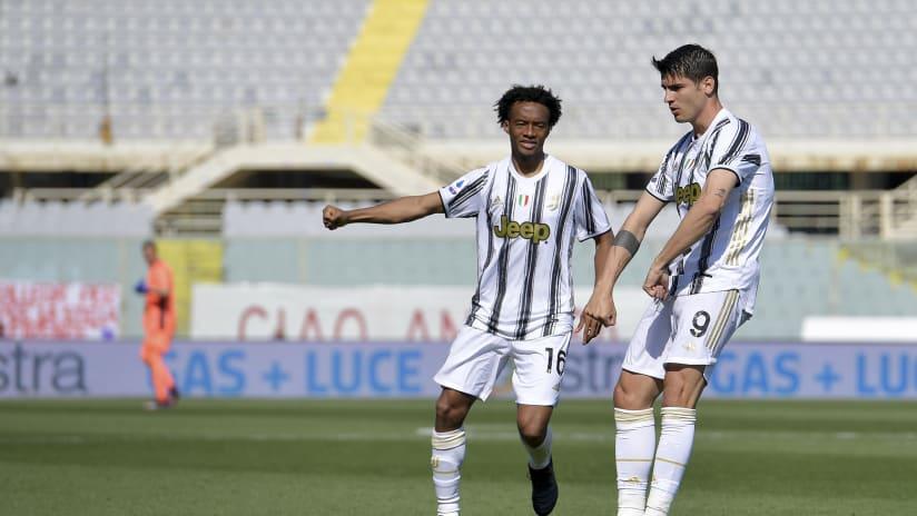 Fiorentina - Juventus | Morata: «Pensiamo subito alle prossime gare»