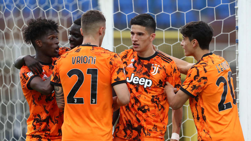 Every Juventus Under 23's Goal 2020/2021