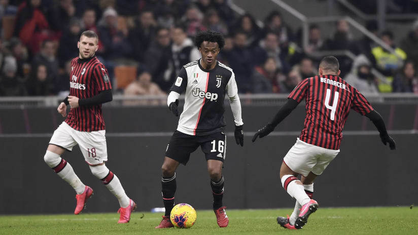 Coppa Italia | Semi-final first leg | Milan - Juventus