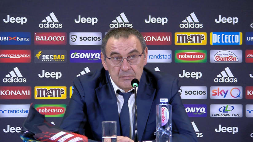 Conferenze stampa | Post Juventus - Brescia