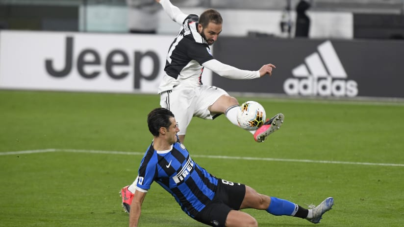 Serie A | Matchweek 26 | Juventus - Inter