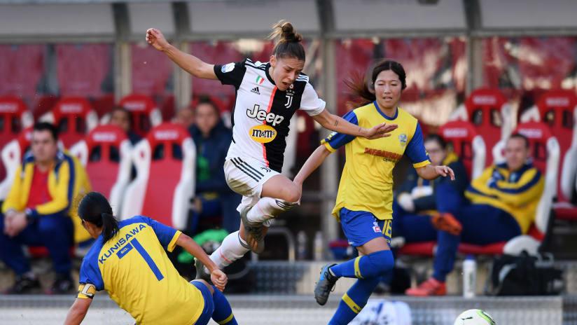 Women | Serie A - Giornata 11 | Tavagnacco - Juventus