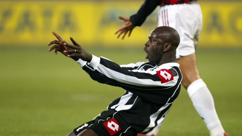 Protagonisti | Juventus - Milan, il fantastico gol di Lilian Thuram