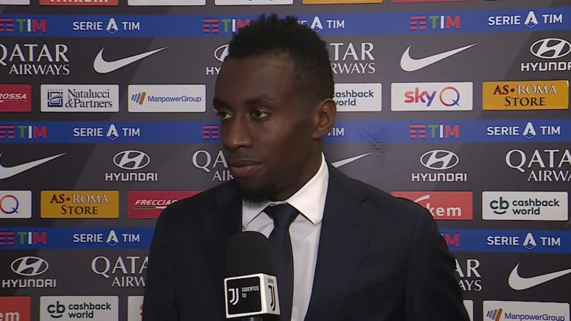 Roma - Juventus   Matuidi: «Today was an important victory»