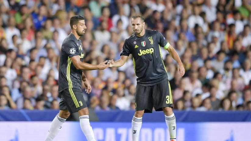 Assist+Gol | Chiellini-Khedira