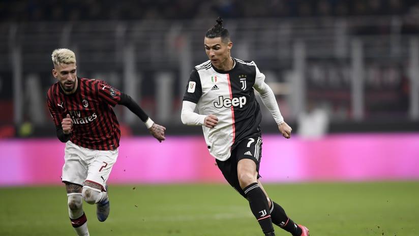 Protagonisti | Juventus - Milan, la magia della Coppa Italia