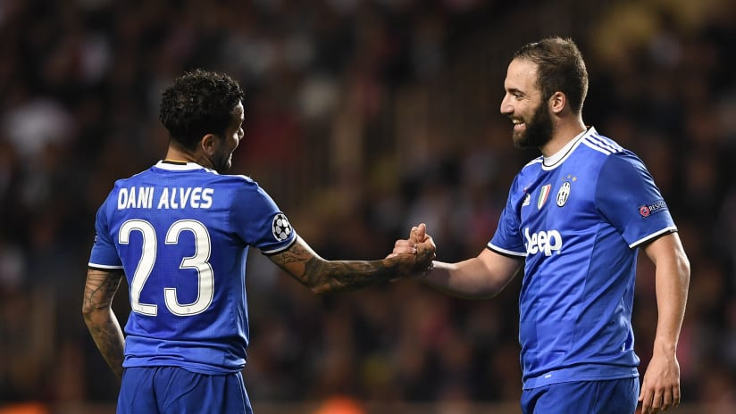 Assist+Gol | Dani Alves-Higuain