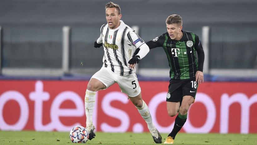 UCL | Matchweek 4 | Juventus - Ferencvaros