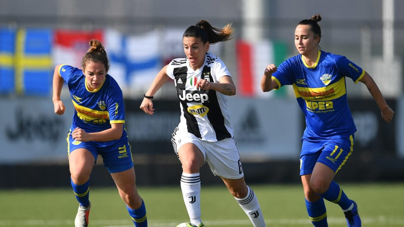 Women | Highlights Coppa Italia | Juventus - Tavagnacco