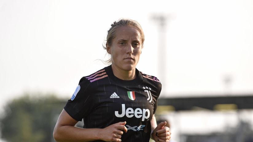 Women | Juventus - Verona | Cernoia: «Dobbiamo fare meglio»