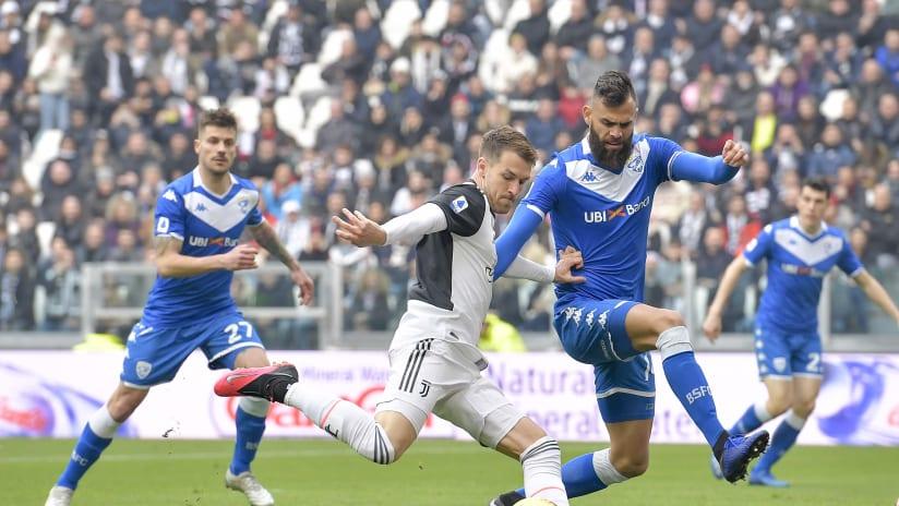 Pitchside view | Matchweek 24 | Juventus - Brescia