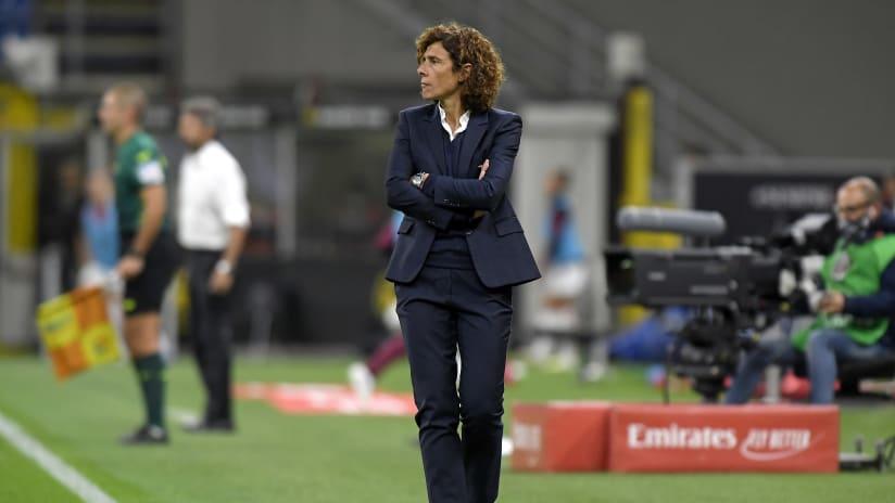 Milan - Juventus | Guarino: «Siamo contente, abbiamo saputo soffrire»