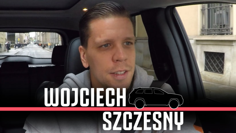 Players on the road | Wojciech Szczesny
