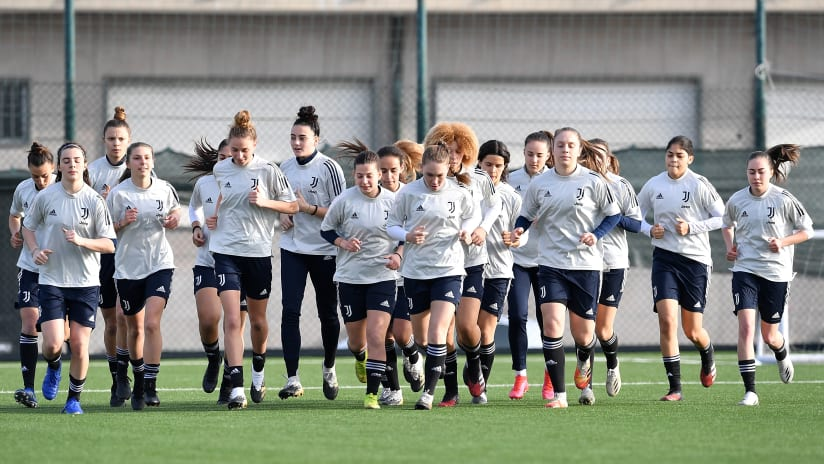 U19 Women | Working towards the restart of the league