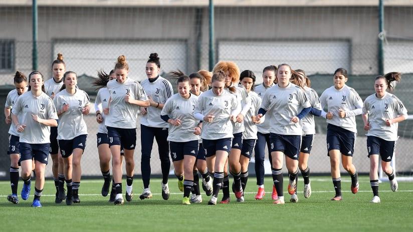 U19 Women | Working towards the restart of the league