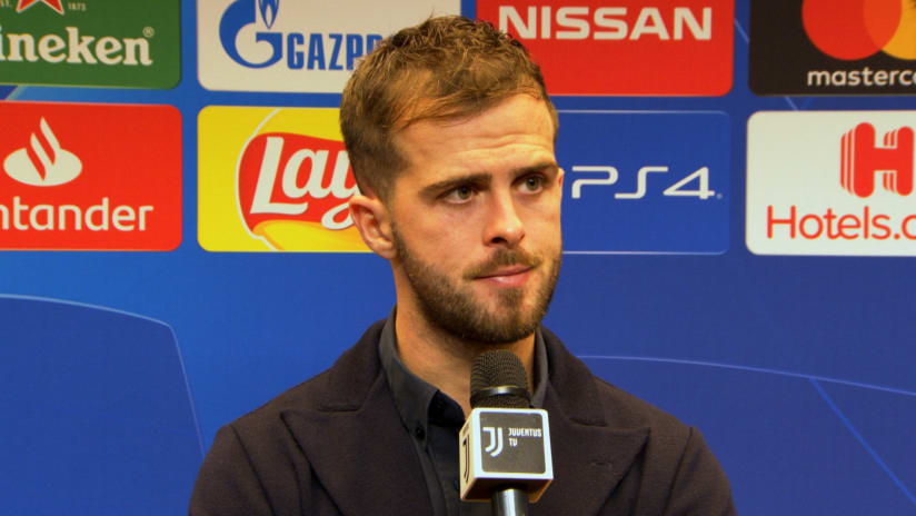 Juventus - Atletico Madrid | Pjanic: «We want to win the trophy»