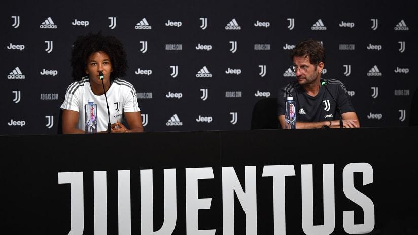 Press Conference | The eve of Juventus Women - Kamenica Sasa