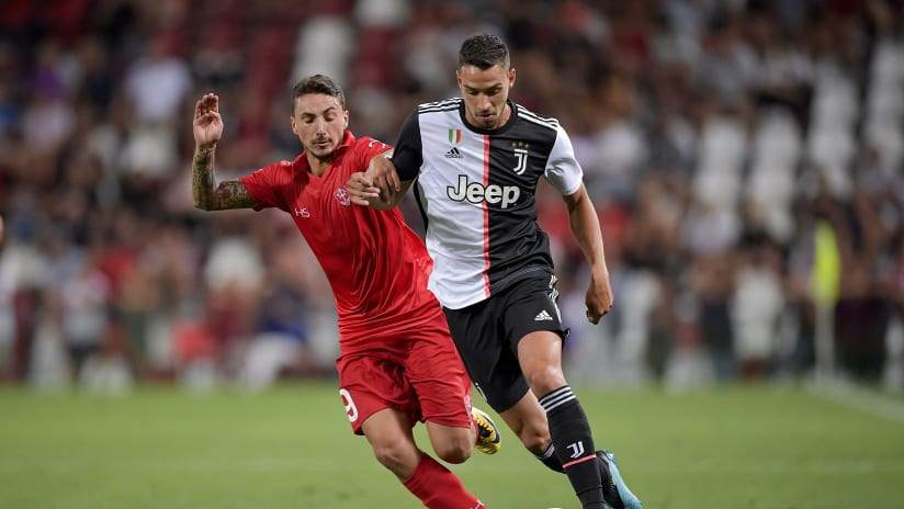 Friendly | Triestina - Juventus