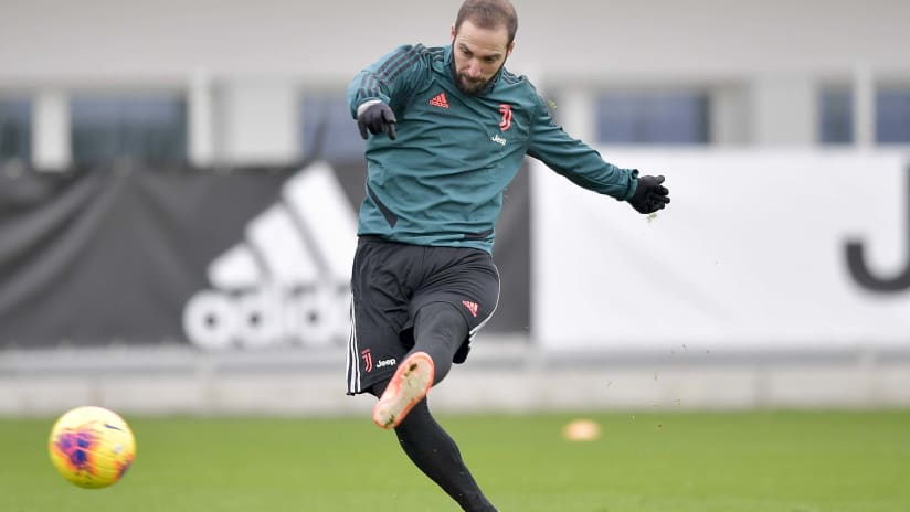 Training | Higuain Cam