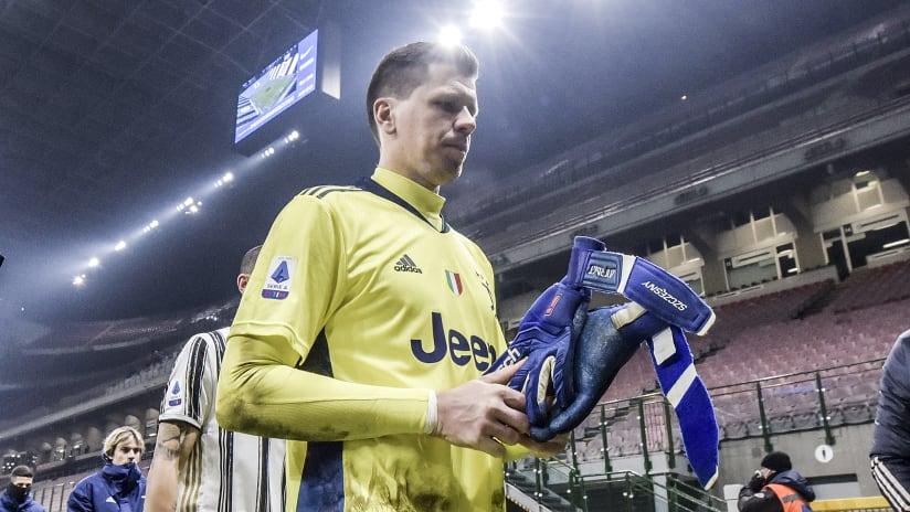 Szczesny: «Juve are still very hungry»