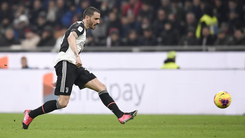 Bonucci - The best 19/20