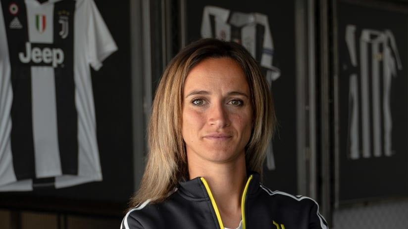 Bonansea: «Football for me is pure fun»