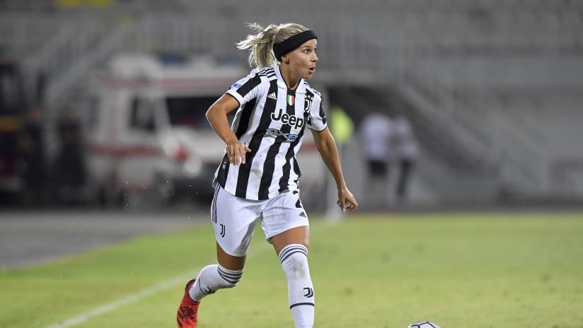 Women | Roma - Juventus | Hyyrynen's satisfaction
