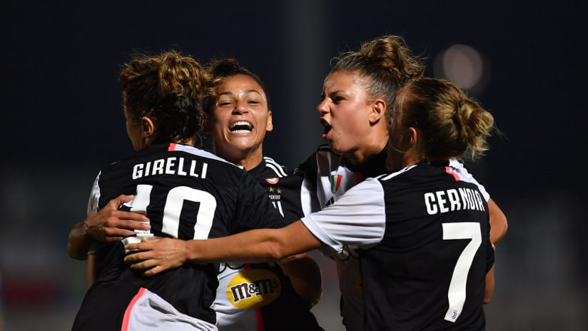 Women | Highlights Serie A |  Juventus - Empoli