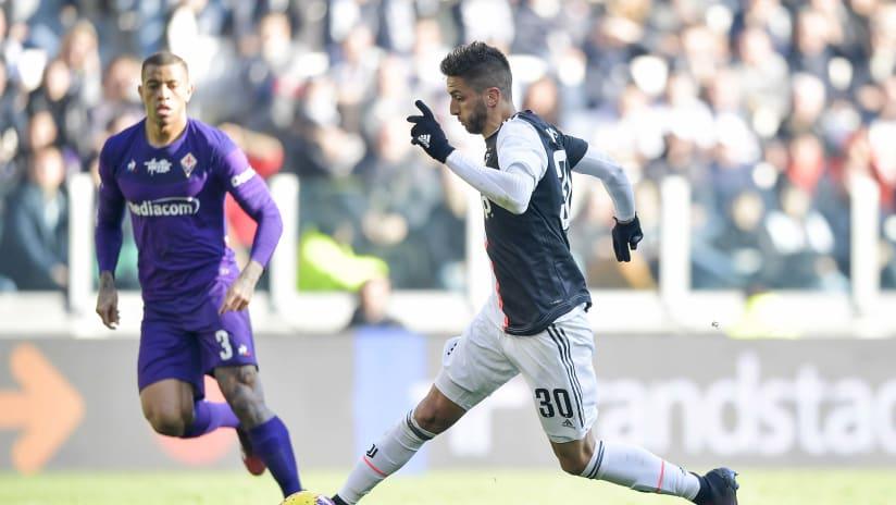 Pitchside view | Matchweek 22 | Juventus - Fiorentina
